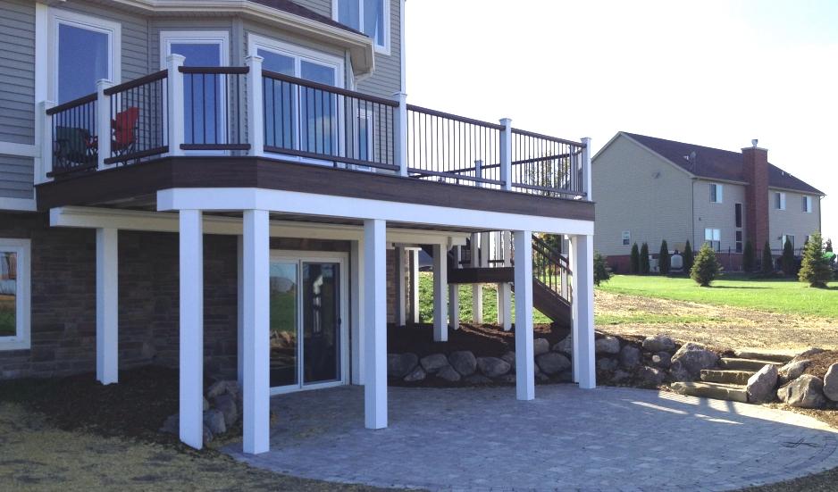 Decks with JMJ Residential